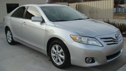 2011 Toyota Camry for sale at Red Rock Auto LLC in Oklahoma City OK