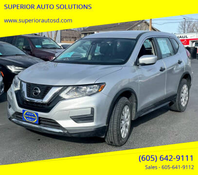 2020 Nissan Rogue for sale at SUPERIOR AUTO SOLUTIONS in Spearfish SD