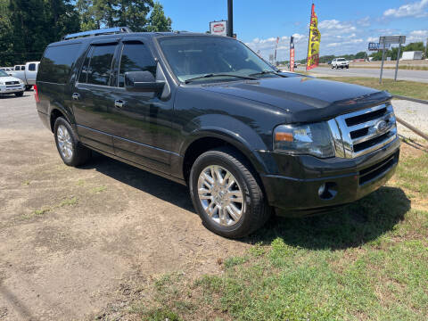 2013 Ford Expedition EL for sale at Auto Credit Xpress in Benton AR