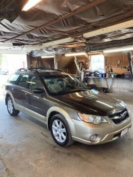 2008 Subaru Outback for sale at Lavictoire Auto Sales in West Rutland VT