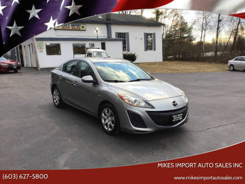 2010 Mazda MAZDA3 for sale at Mikes Import Auto Sales INC in Hooksett NH