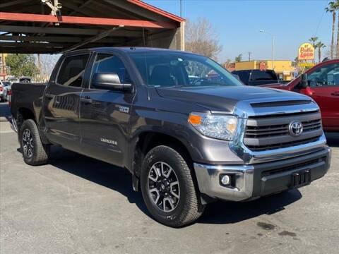 2015 Toyota Tundra for sale at Corona Auto Wholesale in Corona CA