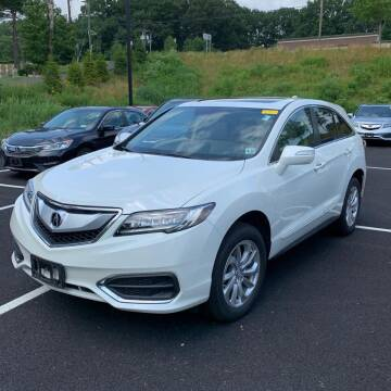 2018 Acura RDX for sale at GLOBAL MOTOR GROUP in Newark NJ