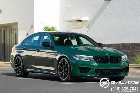 2020 BMW M5 for sale at Galaxy Autosport in Sacramento CA