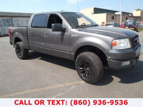 2007 Ford F-150 for sale at Lee Motor Sales Inc. in Hartford CT