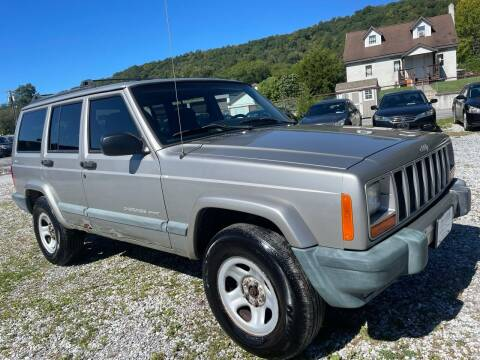 2000 Jeep Cherokee for sale at Ron Motor Inc. in Wantage NJ