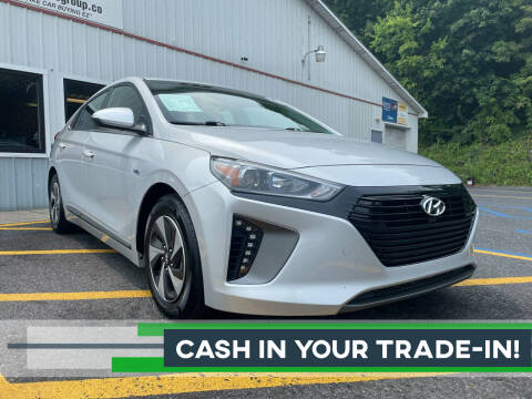 2017 Hyundai Ioniq Hybrid for sale at EZ Auto Group LLC in Lewistown PA