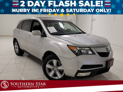 2011 Acura MDX for sale at Southern Star Automotive, Inc. in Duluth GA