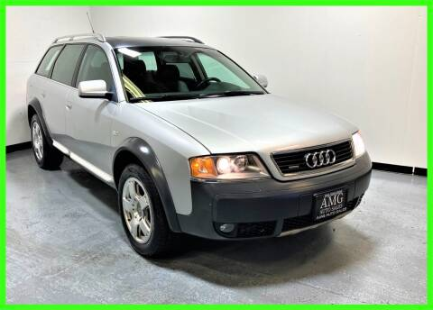 2003 Audi Allroad for sale at AMG Auto Sales in Rancho Cordova CA