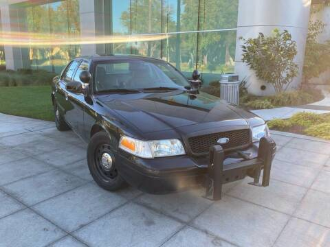 2011 Ford Crown Victoria for sale at Top Motors in San Jose CA