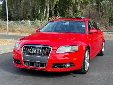 2007 Audi A6 for sale at ZaZa Motors in San Leandro CA
