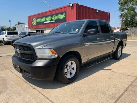 2013 RAM Ram Pickup 1500 for sale at Southwest Sports & Imports in Oklahoma City OK