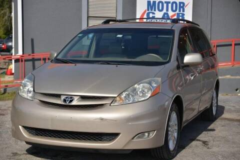 2007 Toyota Sienna for sale at Motor Car Concepts II - Kirkman Location in Orlando FL