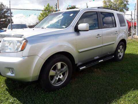 2011 Honda Pilot for sale at BBC Motors INC in Fenton MO