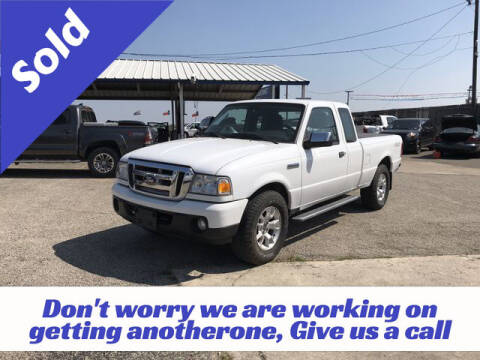 2010 Ford Ranger for sale at RIVERCITYAUTOFINANCE.COM in New Braunfels TX