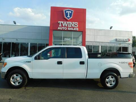 2014 Ford F-150 for sale at Twins Auto Sales Inc Redford 1 in Redford MI
