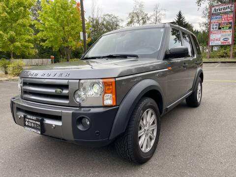 2008 Land Rover LR3 for sale at CAR MASTER PROS AUTO SALES in Lynnwood WA