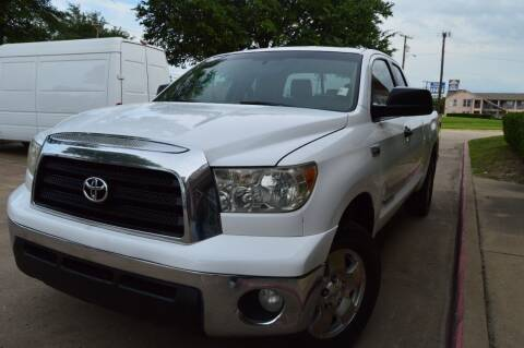 2008 Toyota Tundra for sale at E-Auto Groups in Dallas TX