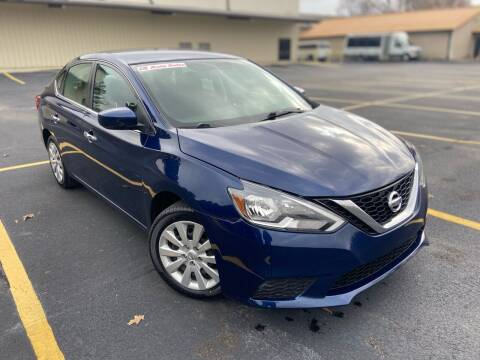 2017 Nissan Sentra for sale at D3 Auto Sales in Des Arc AR