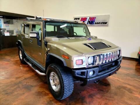 2006 HUMMER H2 SUT for sale at Driveline LLC in Jacksonville FL
