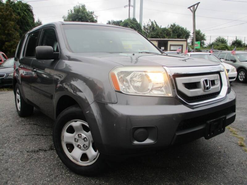 2010 Honda Pilot for sale at Unlimited Auto Sales Inc. in Mount Sinai NY