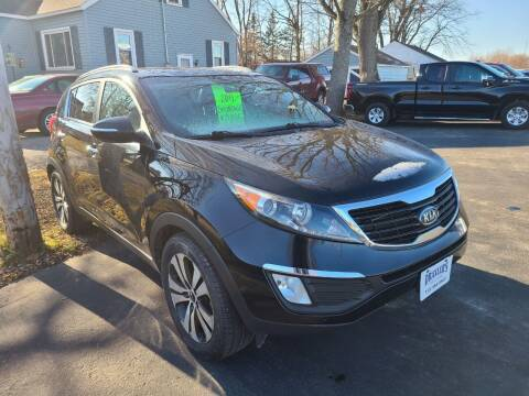 2011 Kia Sportage for sale at Draxler's Service, Inc. in Hewitt WI
