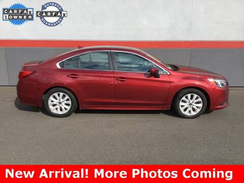 2017 Subaru Legacy for sale at Road Ready Used Cars in Ansonia CT