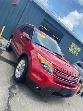 2012 Ford Explorer for sale at Car Barn of Springfield in Springfield MO