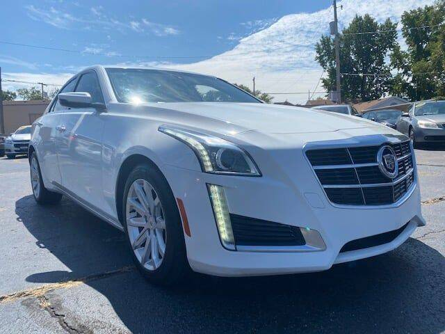 2014 Cadillac CTS for sale at Dixie Automart LLC in Hamilton OH