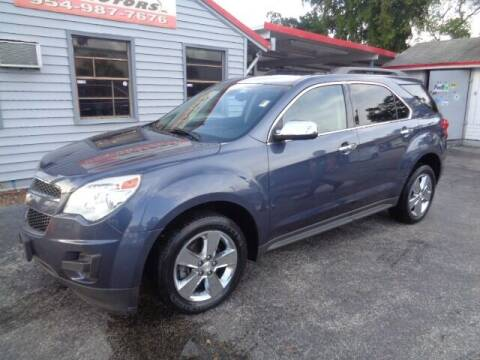 2014 Chevrolet Equinox for sale at Z Motors in North Lauderdale FL