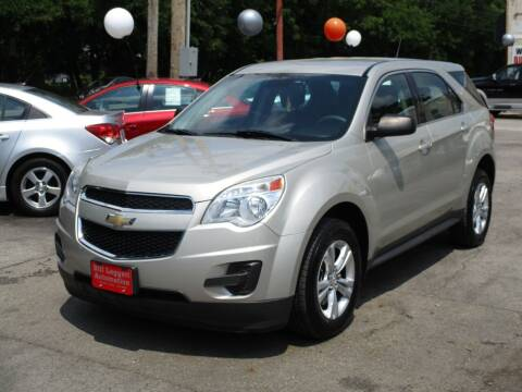 2014 Chevrolet Equinox for sale at Bill Leggett Automotive, Inc. in Columbus OH