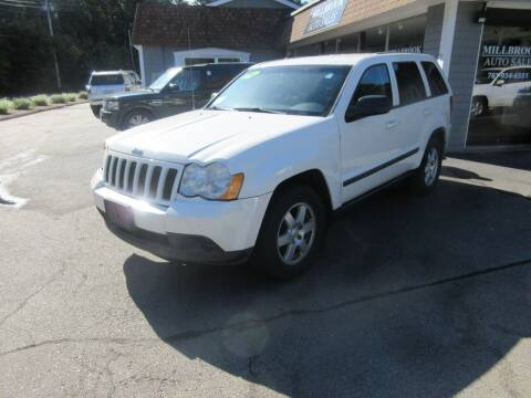2008 Jeep Grand Cherokee for sale at Millbrook Auto Sales in Duxbury MA
