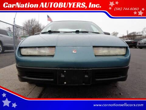1995 Saturn S-Series for sale at CarNation AUTOBUYERS, Inc. in Rockville Centre NY