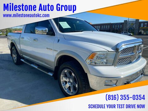 2010 Dodge Ram Pickup 1500 for sale at Milestone Auto Group in Grain Valley MO