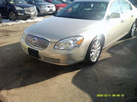 2009 Buick Lucerne for sale at Car Connection in Yorkville IL