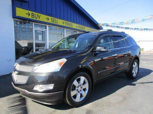 2010 Chevrolet Traverse for sale at Affordable Auto Rental & Sales in Spokane Valley WA