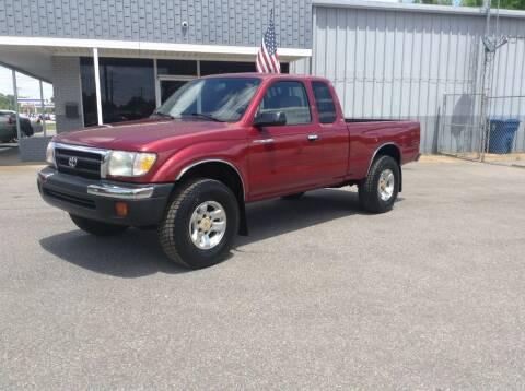 2000 Toyota Tacoma for sale at Darryl's Trenton Auto Sales in Trenton TN