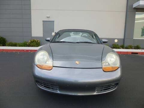 2002 Porsche Boxster for sale at Newmax Auto Sales in Hayward CA