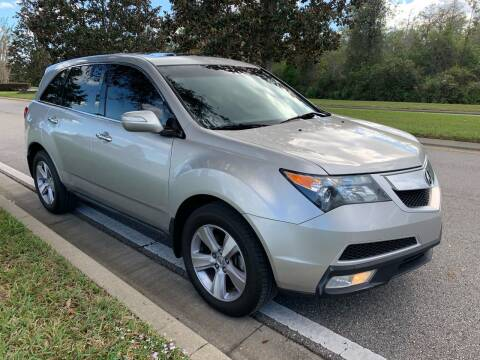 2013 Acura MDX for sale at Perfection Motors in Orlando FL