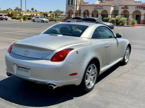 2003 Lexus SC 430 for sale at Charlie Cheap Car in Las Vegas NV