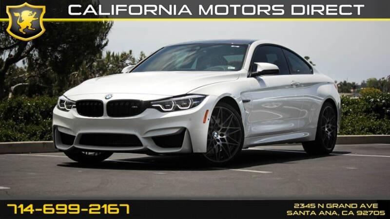 2020 BMW M4 for sale in Santa Ana, CA