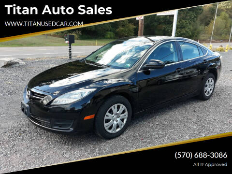 2010 Mazda MAZDA6 for sale at Titan Auto Sales in Berwick PA