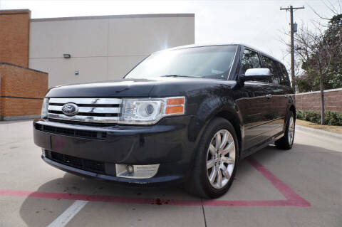 2009 Ford Flex for sale at International Auto Sales in Garland TX