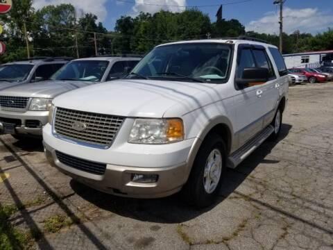 2005 Ford Expedition for sale at DREWS AUTO SALES INTERNATIONAL BROKERAGE in Atlanta GA