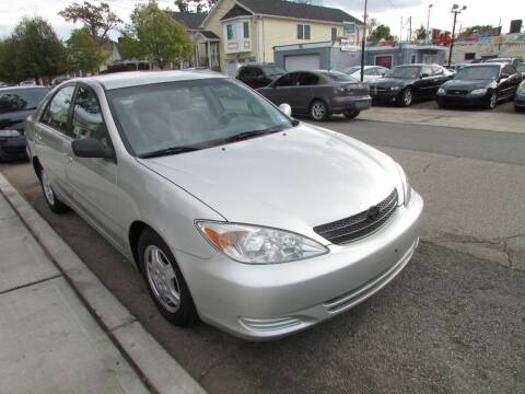 2003 Toyota Camry for sale at K & S Motors Corp in Linden NJ