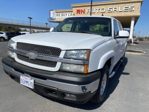 2006 Chevrolet Avalanche for sale at RN Auto Sales Inc in Sacramento CA