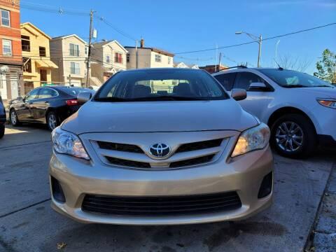 2011 Toyota Corolla for sale at Mr. Motorsales in Elizabeth NJ