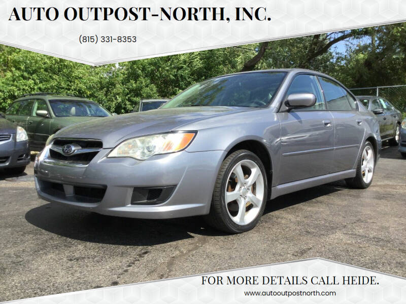 2009 Subaru Legacy for sale at Auto Outpost-North, Inc. in McHenry IL