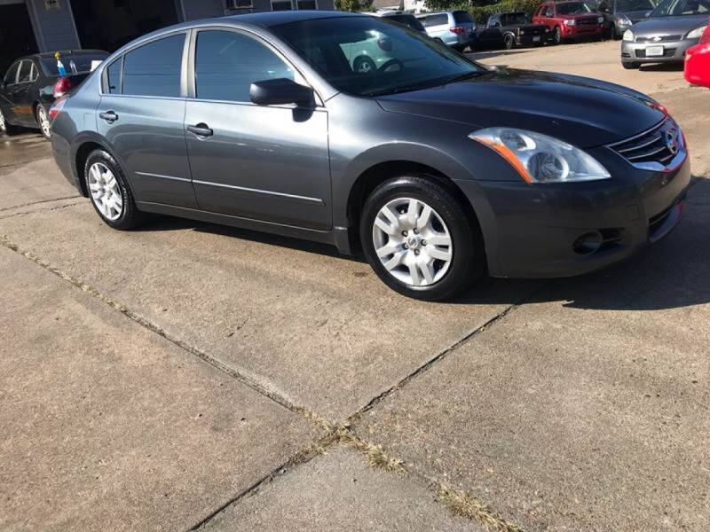 2011 Nissan Altima for sale at Whites Auto Sales in Portsmouth VA