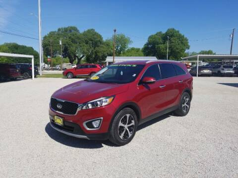 2017 Kia Sorento for sale at Bostick's Auto & Truck Sales in Brownwood TX